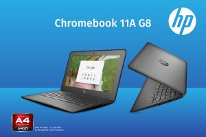 HP Chromebook 11A G8 Review